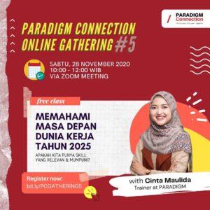 Paradigm Connection Online Gathering
